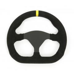 Flat Suede Wheel - 255mm